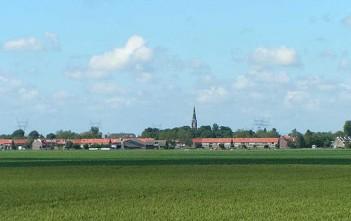 Hazerswoude dorp, benthuizen