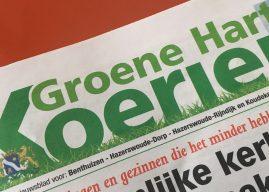 Groene Hart Koerier van deze week staat online!