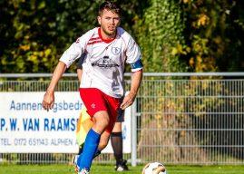 Mike Slottje na dit seizoen van VVK naar TAVV